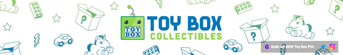 ToyBoxCollectibles YouTube banner