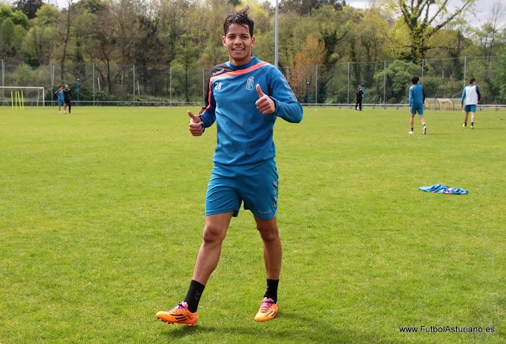 Resultado de imagen de allyson villanovense futbol asturiano