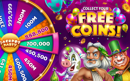 Jackpot Party Casino Games: Spin FREE Casino Slots screenshot 17