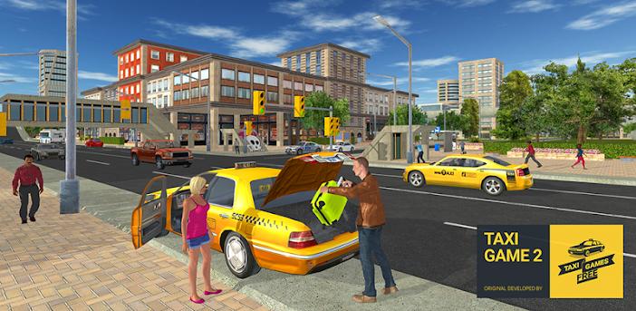 Taxi Spiel 2