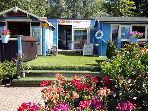 Oasis Hot Tubs Garden Rooms