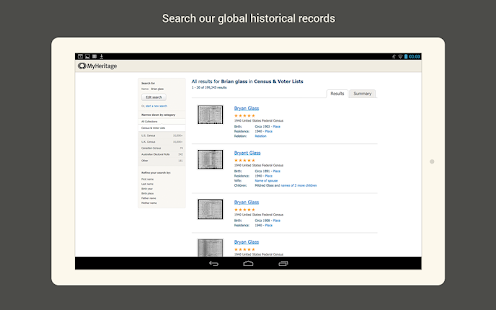 MyHeritage - Family Tree Screenshot 20