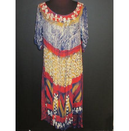Dress 105 cm - Waterfall 1578