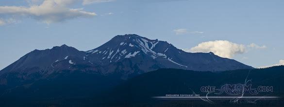 Photo: Mount Shasta Panoramic  I love this mountain.