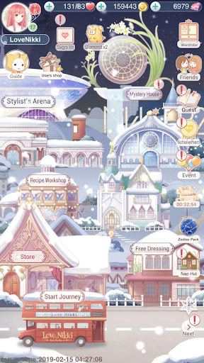 Love Nikki-Dress UP Queen apkpoly screenshots 8