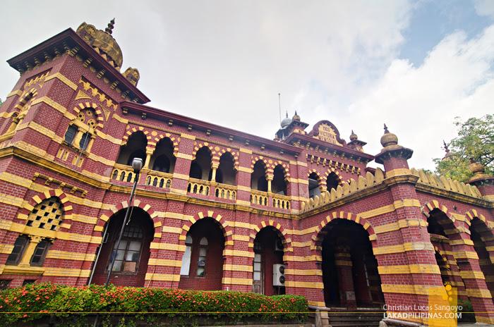 Victoria Memorial Building Colombo