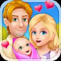 Newborn Baby Story icon