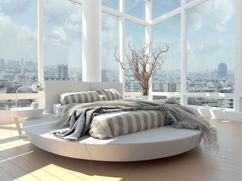 Các hình thức thay thế của giường ngủ