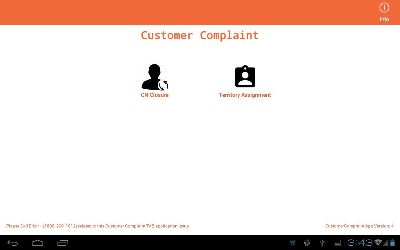 Customer-Complaint 8