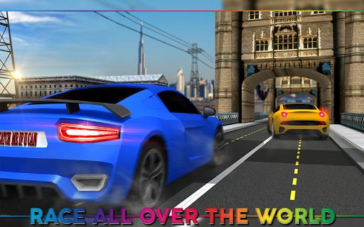Furious Car Racing Lite