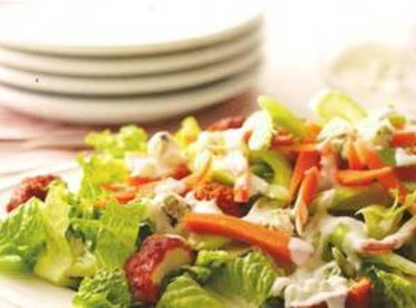 Buffalo Chicken Salad Recipe