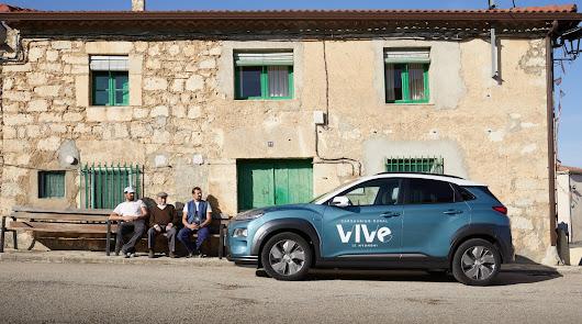 Los vecinos de Gádor ya tienen a su disposición un Hyundai Kona 100% eléctrico