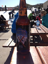 Photo: After skiing beverage