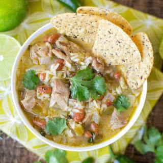 Spicy Chile Verde Stew Recipe