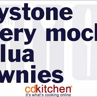 Greystone Bakery Mocha Kahlua Brownies
