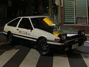 スプリンタートレノ AE86のカスタム事例画像 れいなさんの2021年01月30日03:08の投稿