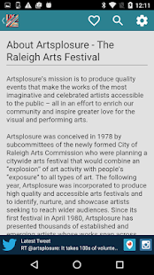 Artsplosure 2016- screenshot thumbnail