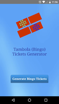 online tambola tickets generator
