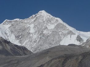 Photo: Baruntse (7220m) zoomed in