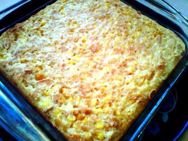 Scalloped Corn Recipe