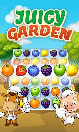 Juice Garden - Fruit match 3 1.4.3 screenshot 540757