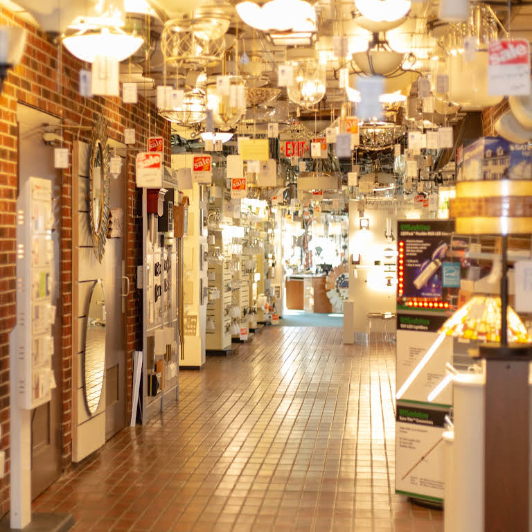 coastal lighting business site