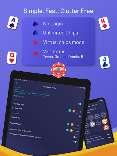 Chips of Fury: Poker Buddy - Play with Friends filehippodl screenshot 6