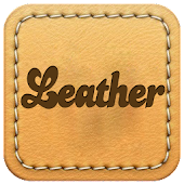 Leather Theme for Be Launcher