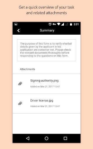 Adobe Experience Manager Forms 6.5.0 Apk for Android 7