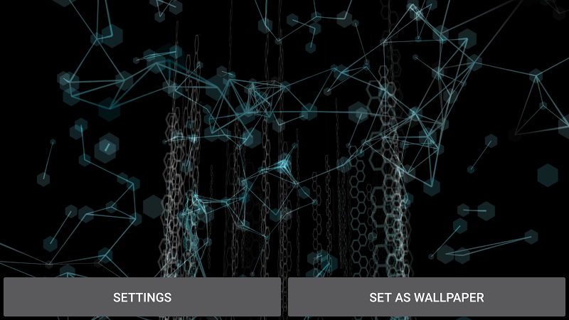 Abstract Particles Wallpaper Screenshot 19