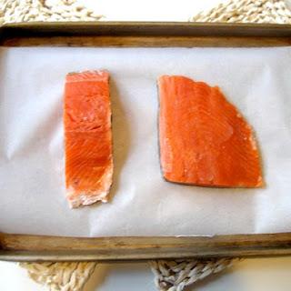 Asian Glazed Salmon