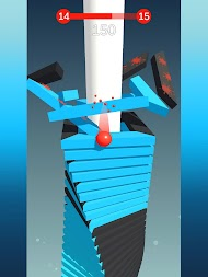 Stack Ball - Blast through platforms APK screenshot thumbnail 21