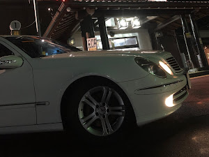 Eクラス ステーションワゴン W211のカスタム事例画像 とよでぃーさんの2020年07月21日17:20の投稿