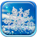 Winter Snow Live Wallpaper icon