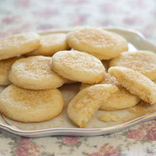 Sugar Drop Cookies