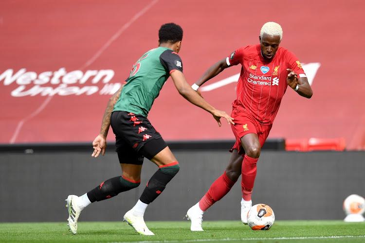 'Divock Origi heeft de keuze uit vier Premier League-clubs en een Turkse club'