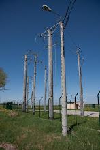 Photo: Stawiskowska rozdzielnia prądu.