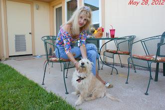Photo: Toni & Rusty  <>  May 28, 2012
