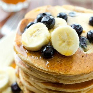 Fluffiest-Ever Buttermilk Pancakes