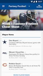 CBS Sports Fantasy Screenshot 6