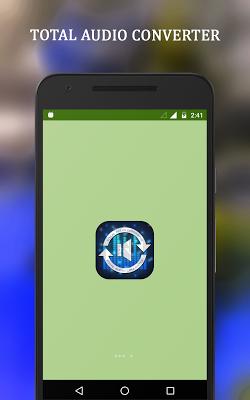 Total Audio Converter - screenshot
