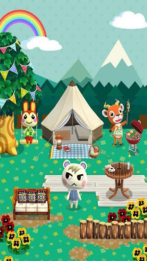 Download Animal Crossing New Horizons Hd Wallpaper Free For