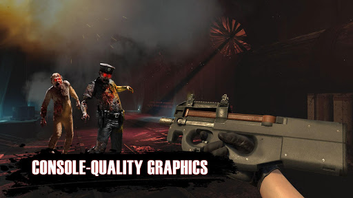 Zombie Dead- Call of Saver? 5.1.0 screenshots 12