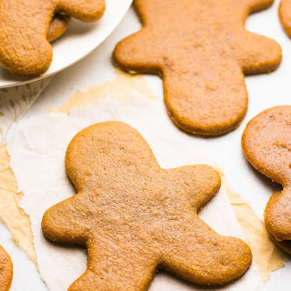 The Ultimate Healthy Gingerbread Cookies.