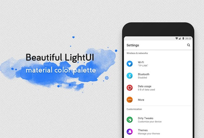 Flux White – Substratum Theme v1.0.5 [Patched]