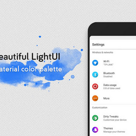 Flux White - Substratum Theme v1.0.2 [Patched]