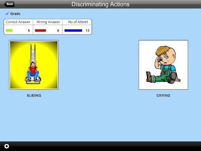 Discriminating Actions Lite- screenshot thumbnail