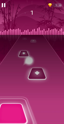 Dancing HOP: Tiles Ball EDM Rush apkpoly screenshots 6