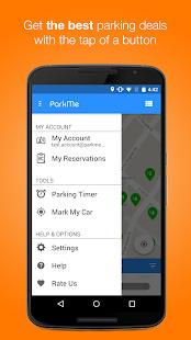 ParkMe Parking- screenshot thumbnail