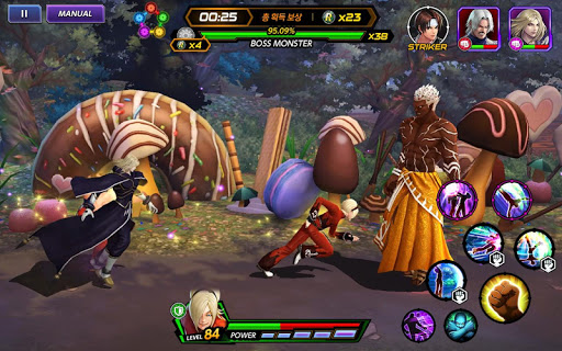 The King of Fighters ALLSTAR apkpoly screenshots 14